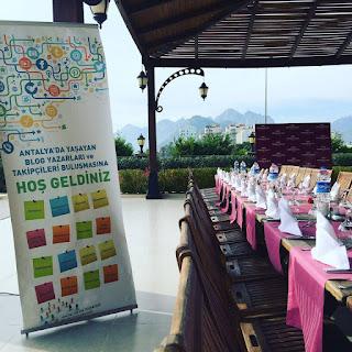 Antalya 'da Yaşayan Blog Yazarları