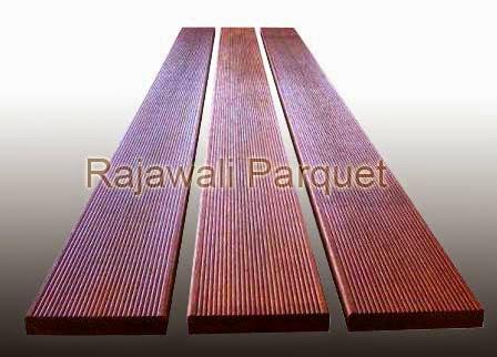 harga lantai kayu, decking kayu merbau