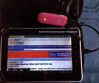 usb+modem+tablet+android cara setting internet gratis di android