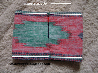 kokarda, ozdoba, jak uszyć, tutorial, jak zrobić, ozdobna, prezent, materiał, tkanina, magda mysłowska, bow, decoration, how to sew, tutorial, how to make decorative, gift, material, fabric, magda Mysłowska,