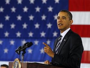 Rechaza Obama apoyo a su campaña del Zar de los Casinos.