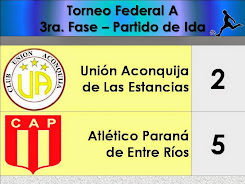 Torneo Federal A - 3ra. Fase