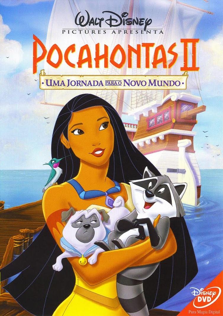 Pocahontas 2: Uma Jornada para o Novo Mundo – Dublado (1998)