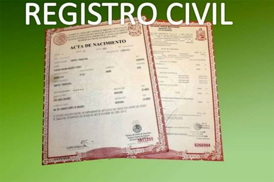 Matrimonio Catolico Registro Civil : Registro civil en yucatán discrimina a matrimonios del