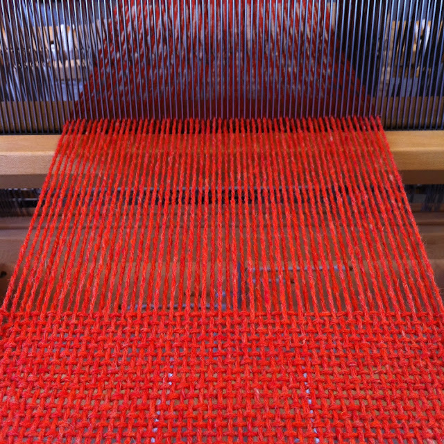 Mendocino Art Center Warp to Weave workshop Lou Grantham