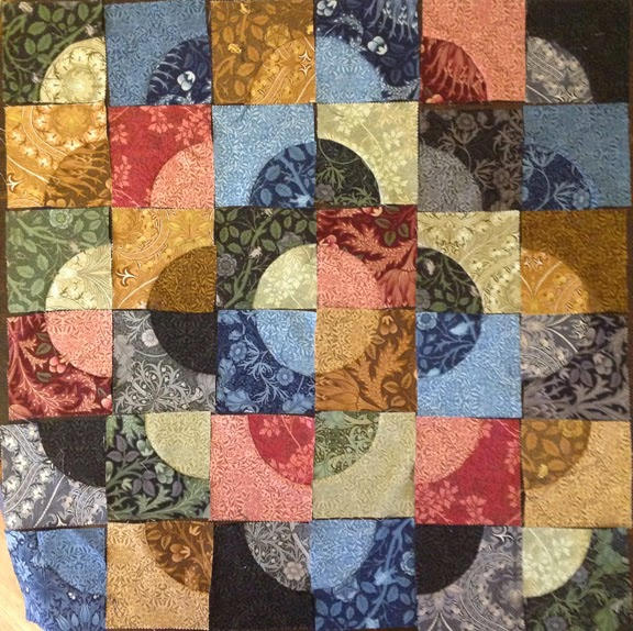 Barbara Brackman S Material Culture William Morris