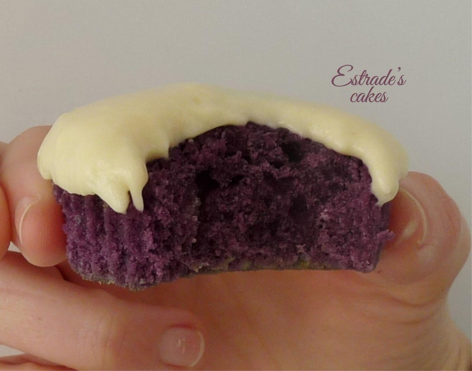 receta de cupcakes de coco - 1