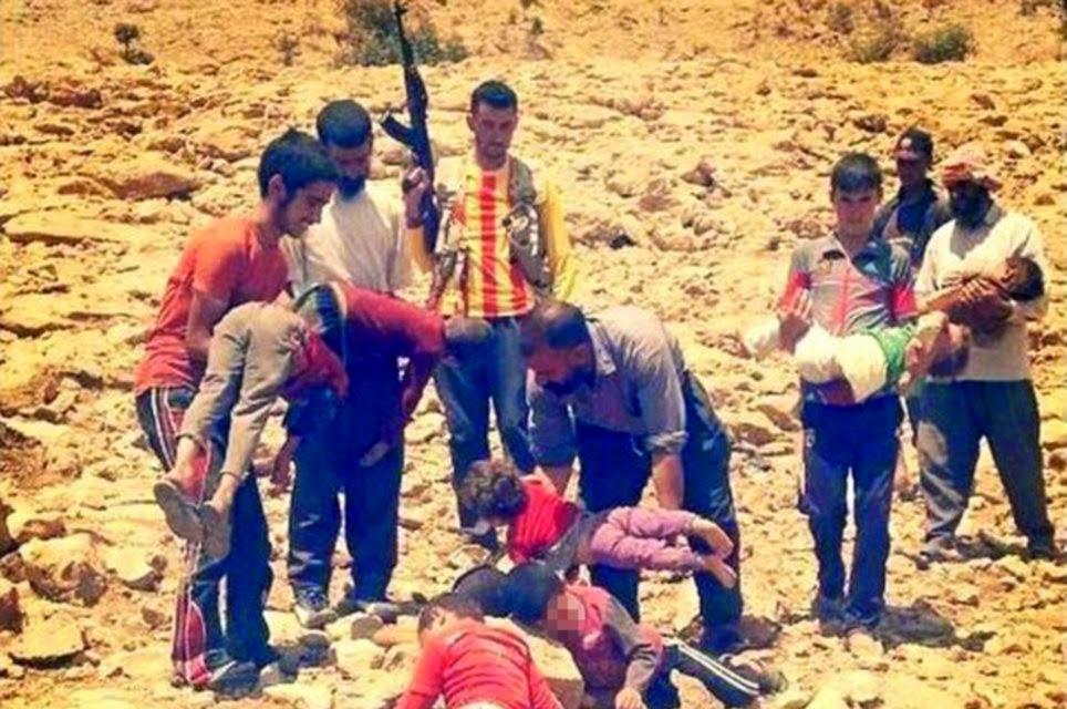 Isis to christians in iraq convert to islam or be killed obama
