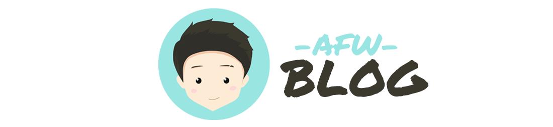AFW blog