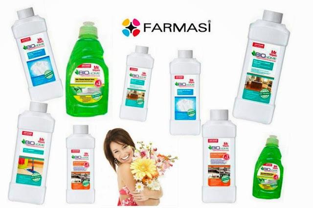 Farmasi temizlik ürünleri