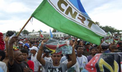 Timor/Eleições: Partido de Xanana imune à corrupção, garante secretário-geral