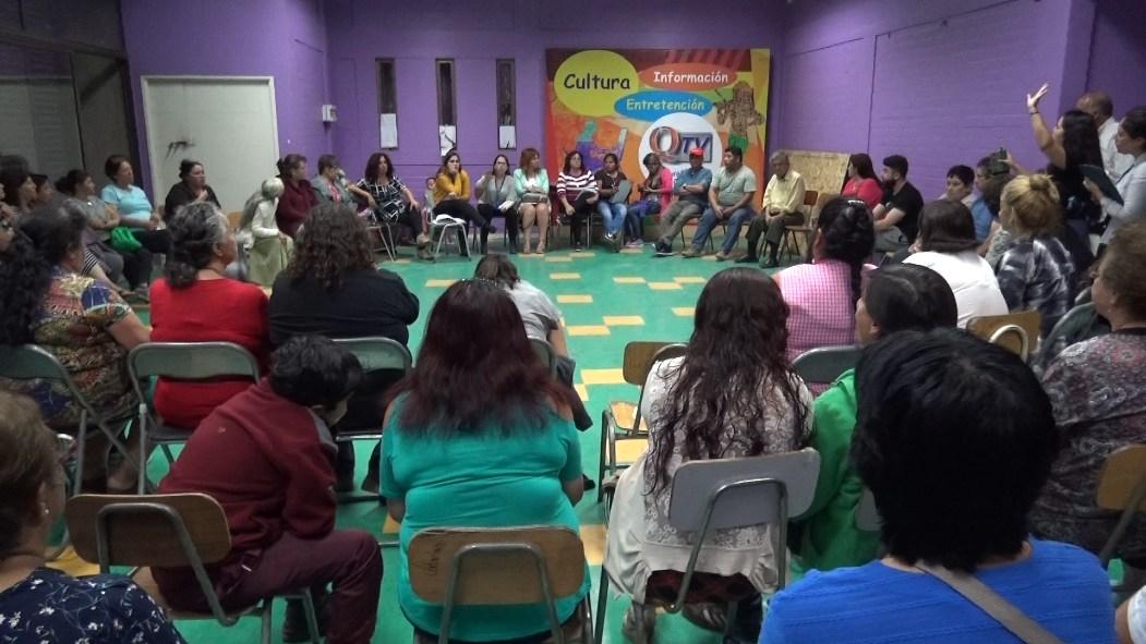 Los propios vecinos son los deciden en forma participativa la programación de Quilicura TV