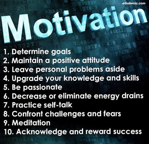 Tips Motivasi: Cara Mendapat Kejayaan