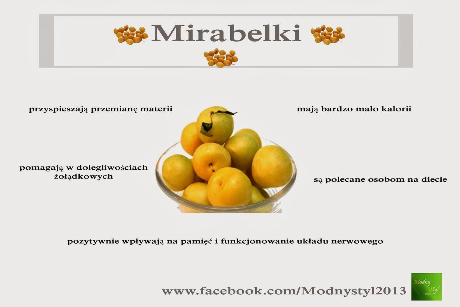 Smak domowej śliwki - Mirabelka