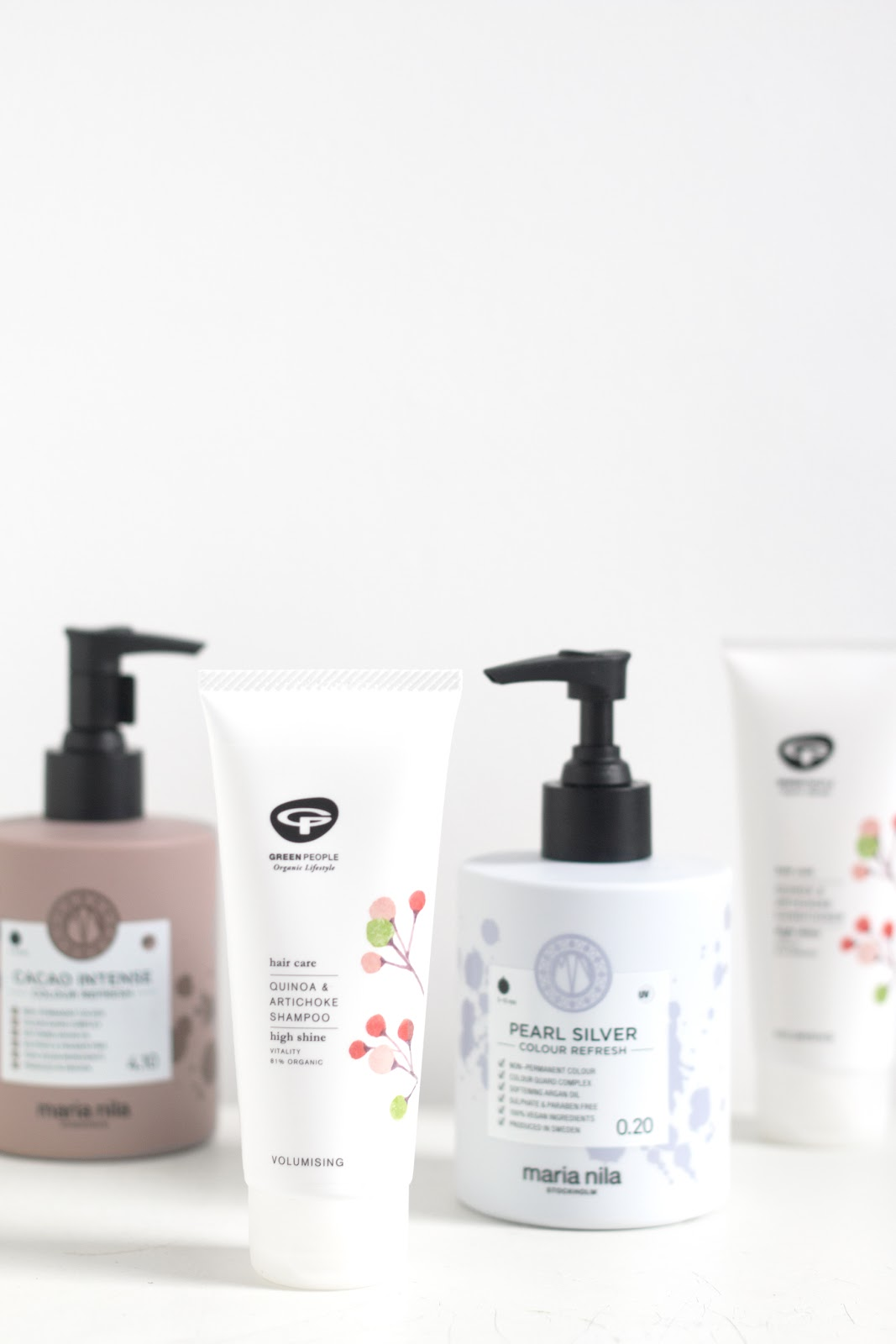 NEW IN HAIRCARE FOR AUTUMN