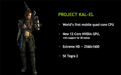 Nvidia Project Kal-El