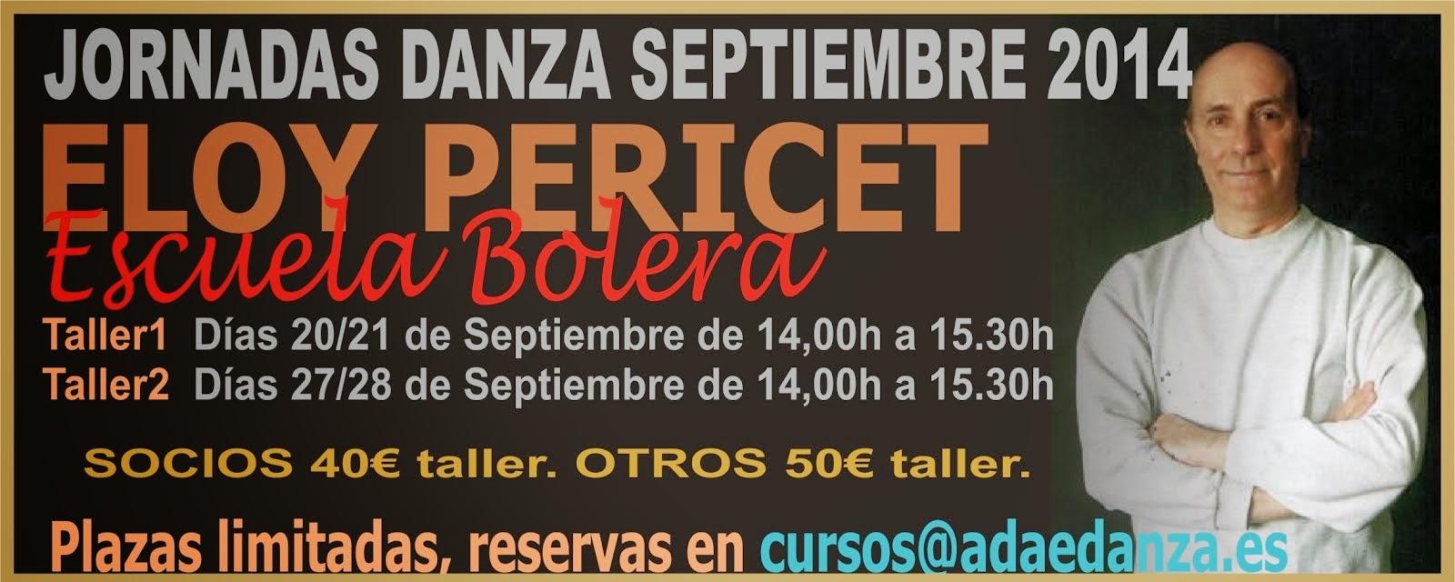 ELOY PERICET - TALLER ESCUELA BOLERA