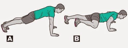 Cara Membentuk Otot Perut Sixpack