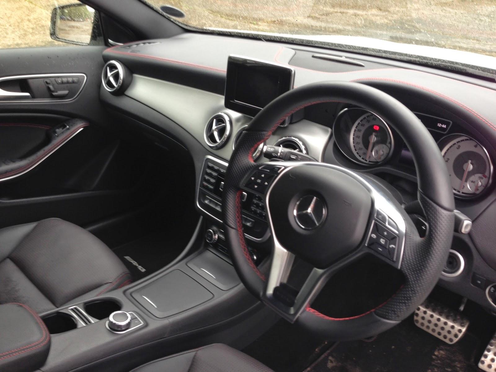 Mercedes Benz GLA 200 CDI AMG Line