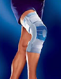 GenuTrain S Knee Support by Bauerfeind