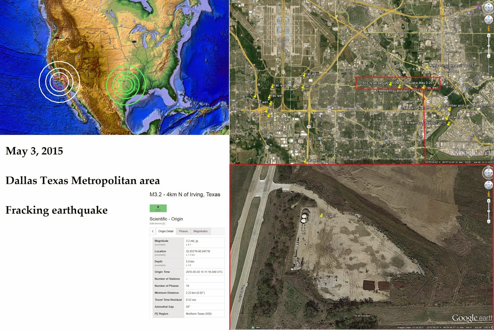No Fracking en Valles Pasiegos: Terremotos por el fracking afectan ...