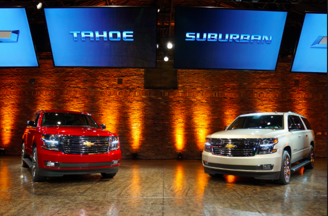 2015 Tahoe & Suburban Add OnStar 4G LTE Connectivity