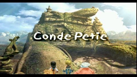 Final Fantasy IX, Conde Petie