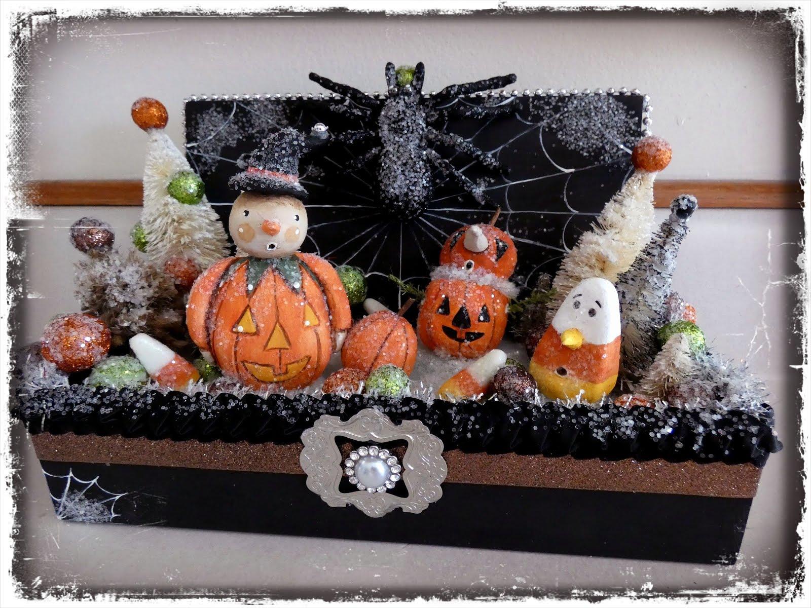 Halloween Sparkle Box