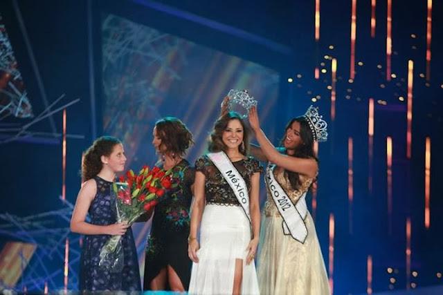 Miss Nuestra Belleza Mexico 2013 winner Josselyn Azzeneth Garciglia Banuelos