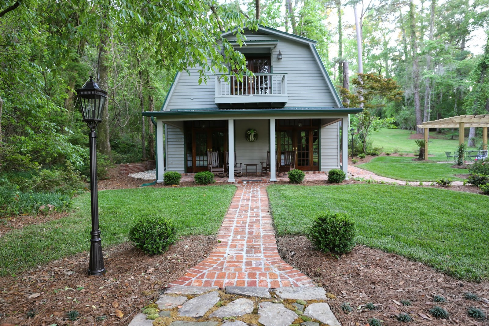 sweet southern days a before and after guest house remodel and