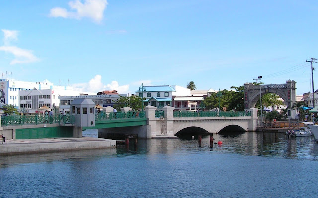 Bridge Town Barbados