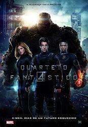 Baixar Filme Quarteto Fantástico (Dual Audio)