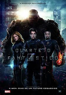 Quarteto Fantástico - TS Dublado