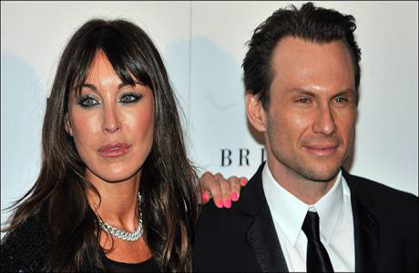 """slater christian girl personals Christian slater has announced he is to marry his  the hollywood star has been dating brittany lopez for several years and  """"this girl came walking along ."""