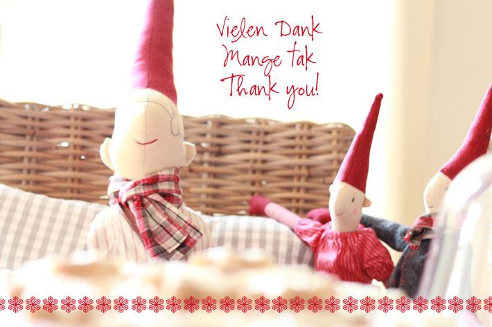 Amalie loves Denmark Wichtel von Maileg