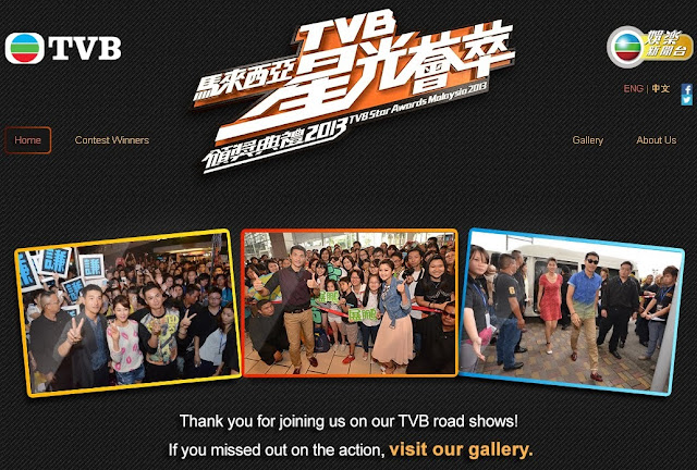 TVB Star Awards 2013