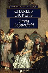 "Cover of ""David Copperfield"", a novel by Charles Dickens"