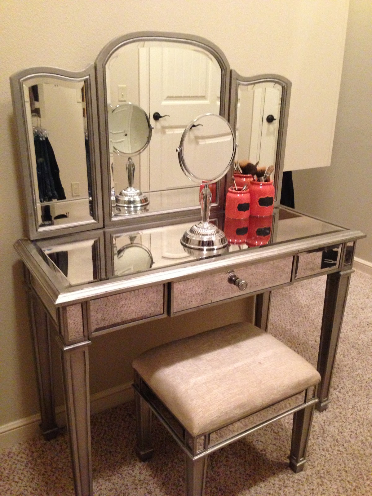 Makeup Ideas Bed Bath And Beyond Makeup Vanity : From Bed Bath And Beyond  In The