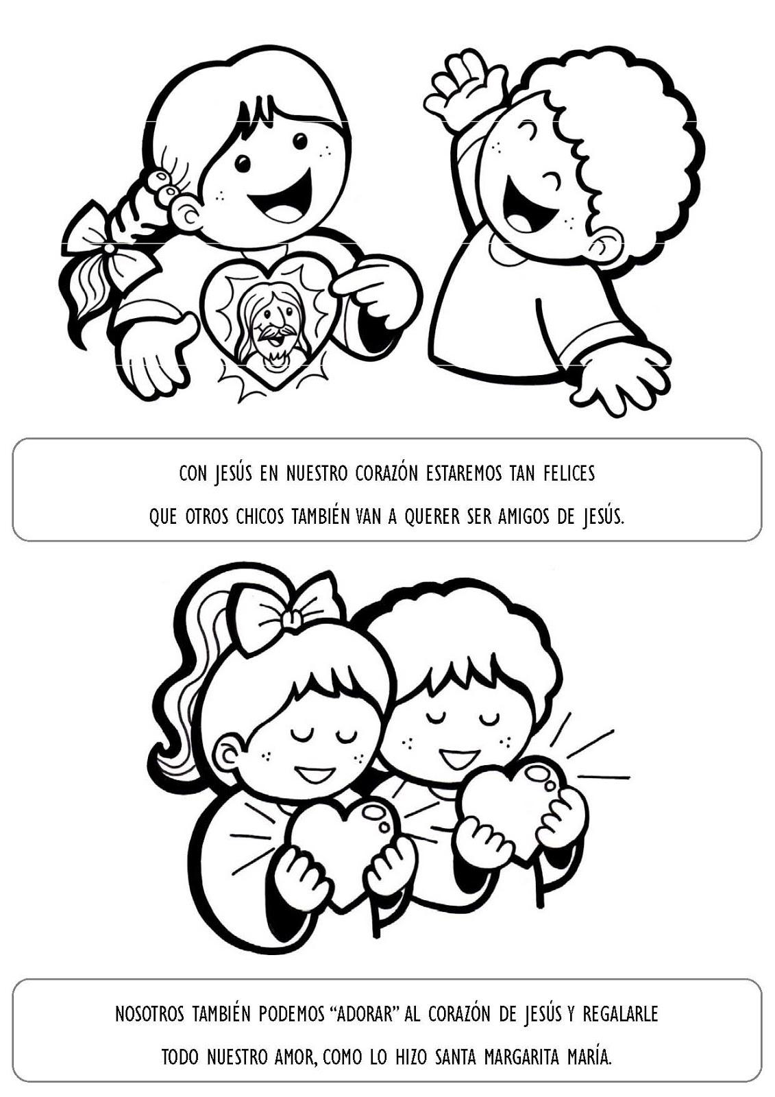 La Catequesis (El blog de Sandra): Explicación con imágenes para ...