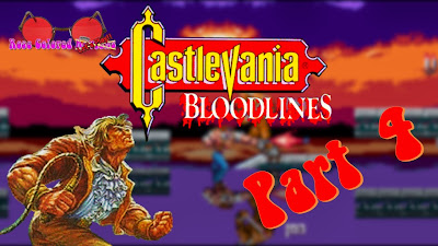 A censored version of Castlevania Bloodlines was released in the European and Australian regions which removes all of the blood and gore and renamed Castlevania: The New Generation