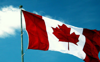 Canadian Flag, Spatial Mongrel CC BY