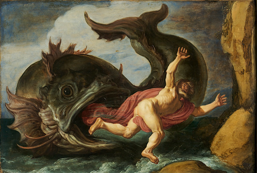 Jonah and the Whale Pieter Lastman