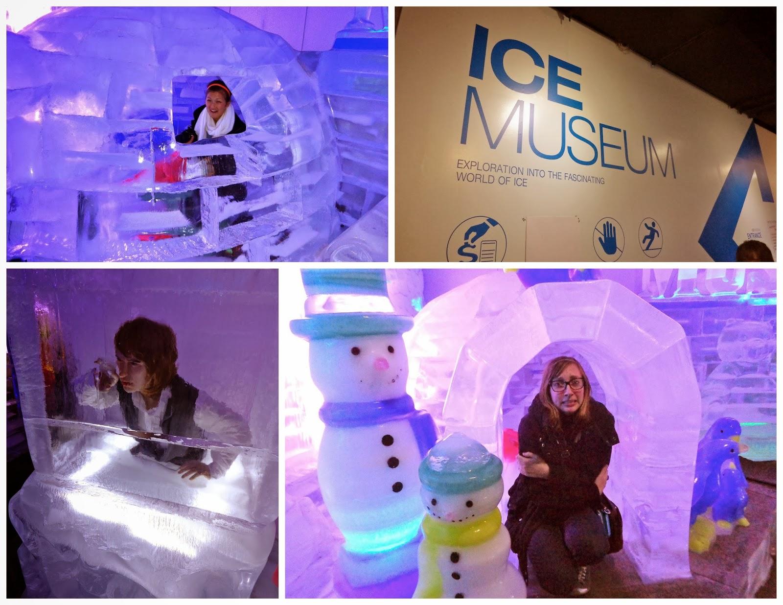 Ice museum Seoul