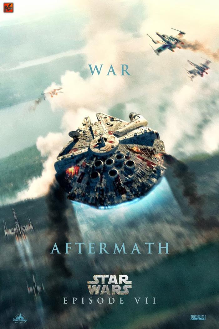 El Halcón Milenario estará presente en Star Wars VII