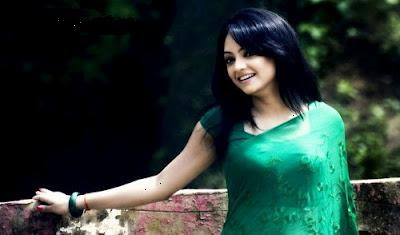 Bangladeshi model Ishana