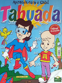 1000 Capas de Revistas da Turma do Gabi