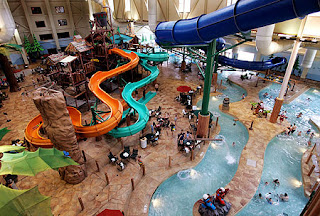 Great Wolf Lodge Water Slides Poconos For Summer Fun