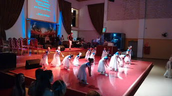 Min. Danças Primícias - Culto de Artes
