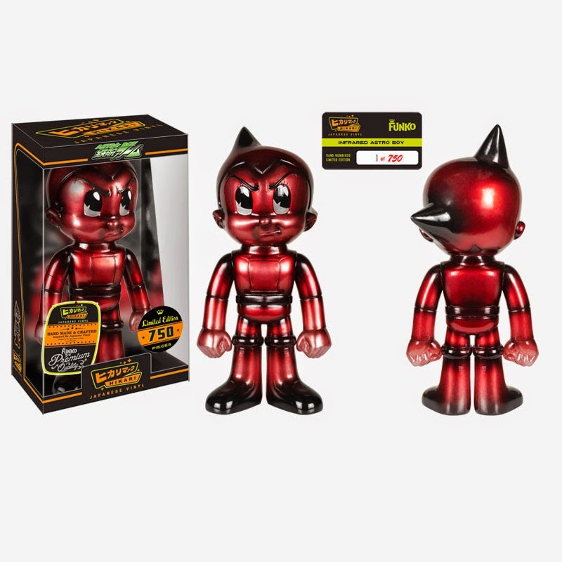 "Gemini Collectibles Exclusive ""Infrared"" Astro Boy Hikari Vinyl Figure by Funko"