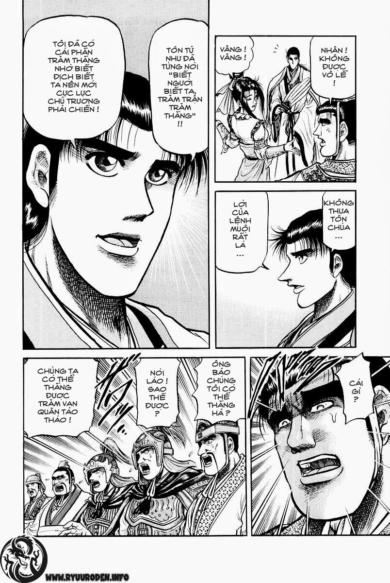 Chú Bé Rồng - Ryuuroden chap 31 - Trang 20